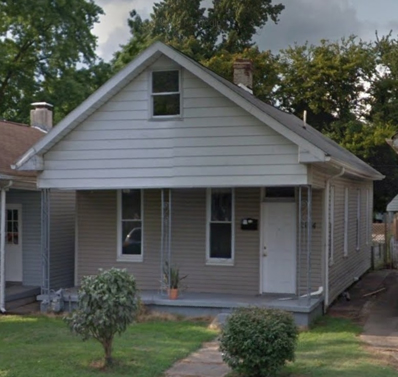 1504 E Illinois Street, Evansville, IN 47711 - #: 201904201