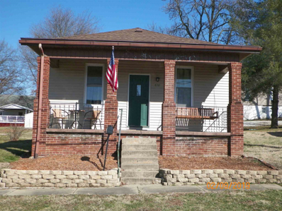 616 E 8th Street, Huntingburg, IN 47542 - #: 201904458