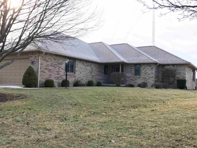 4113 Colter Drive, Kokomo, IN 46902 - #: 201904569