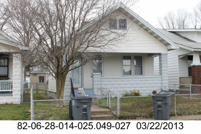 1426 E Sycamore, Evansville, IN 47714 - #: 201904682