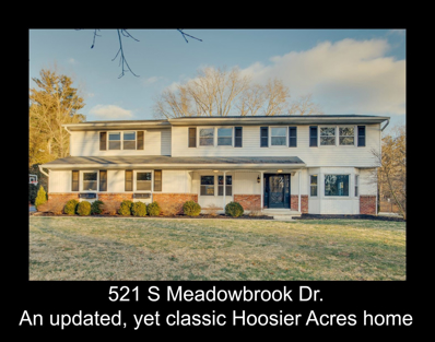 521 S Meadowbrook Drive, Bloomington, IN 47401 - #: 201904820