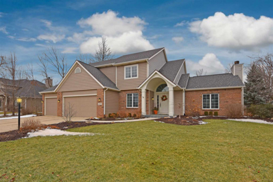 14610 Waterbrook Road, Fort Wayne, IN 46814 - #: 201905155