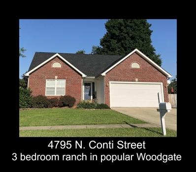 4795 N Conti Street, Bloomington, IN 47404 - #: 201905379