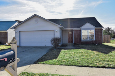 5685 W Bedrock Road, Bloomington, IN 47403 - #: 201905511