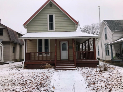 504 E College Streets, Crawfordsville, IN 47933 - #: 201905906