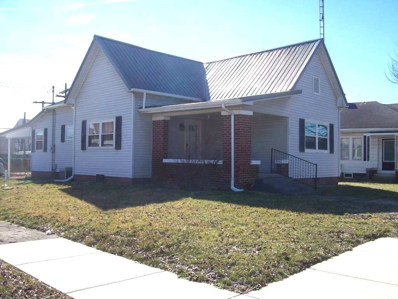 109 NW A St Street, Linton, IN 47441 - #: 201906343
