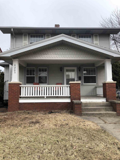 4205 Fairfield Avenue, Fort Wayne, IN 46807 - #: 201906861