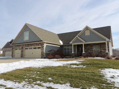 6093 MacKenzie Court, West Lafayette, IN 47906 - #: 201907525