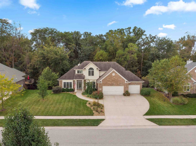 117 W Creekside Court, Huntertown, IN 46748 - #: 201907606