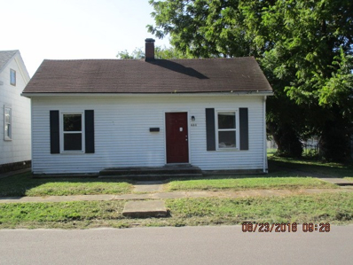 444 W 8TH Street, Mount Vernon, IN 47620 - #: 201907747