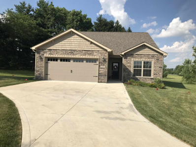 1233 Killdeer Road, Greentown, IN 46936 - #: 201907863
