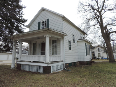 501 W Beardsley Avenue, Elkhart, IN 46514 - #: 201907994