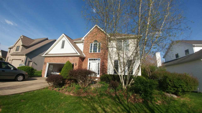 3222 E Kensington Park Drive, Bloomington, IN 47401 - #: 201908543