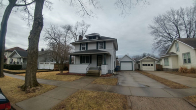 215 Kenyon Avenue, Elkhart, IN 46516 - #: 201908782
