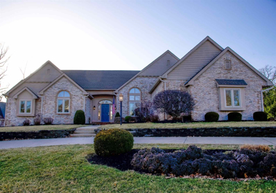 609 S Turnberry Lane, Yorktown, IN 47396 - #: 201908939