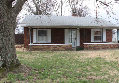1419 Covert Avenue, Evansville, IN 47714 - #: 201909113