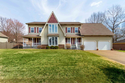 10123 Hyde Park Drive, Evansville, IN 47711 - #: 201909784