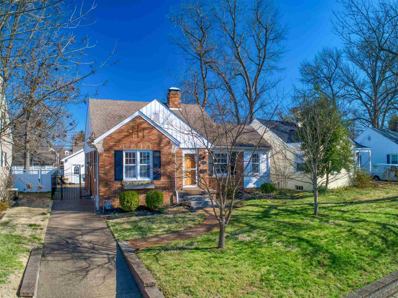 2104 E Chandler Avenue, Evansville, IN 47714 - #: 201909965