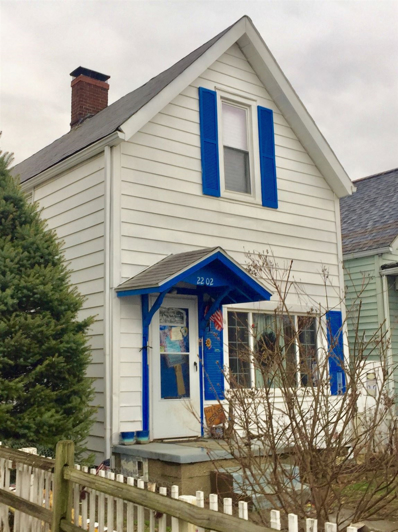2202 W Virginia Street, Evansville, IN 47712 - #: 201910272