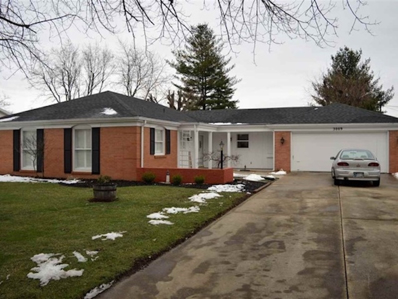 3009 W Twickingham Drive, Muncie, IN 47304 - #: 201910281