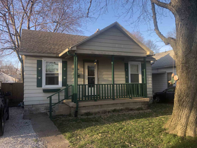 1734 E Columbia Street, Evansville, IN 47711 - #: 201910758