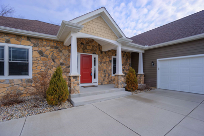 2605 Running Deer Drive, South Bend, IN 46614 - #: 201910952