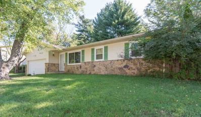 3517 E Dunstan Drive, Bloomington, IN 47401 - #: 201911340