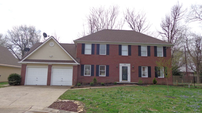 4705 Saint Patricks Court, Evansville, IN 47715 - #: 201912540