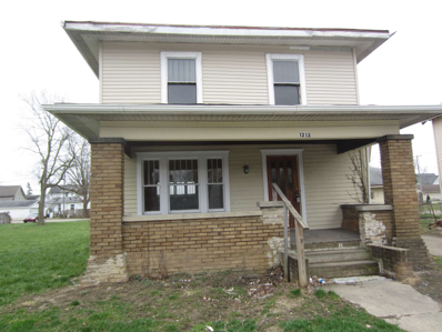 1213 W 2ND Street, Marion, IN 46952 - #: 201913088
