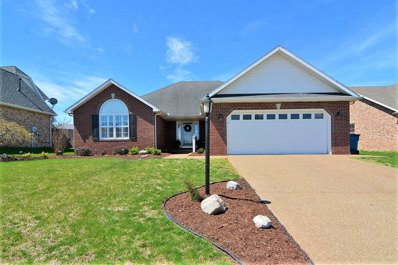 9008 Clear Creek Drive, Evansville, IN 47711 - #: 201913125