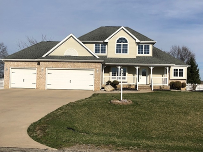 800 Spring Haven Drive, Fremont, IN 46737 - #: 201913655