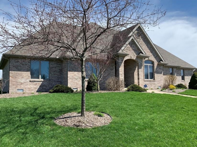 4216 Kyle Lane, Kokomo, IN 46902 - #: 201913717