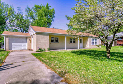 2518 E Blackford Avenue, Evansville, IN 47714 - #: 201914657