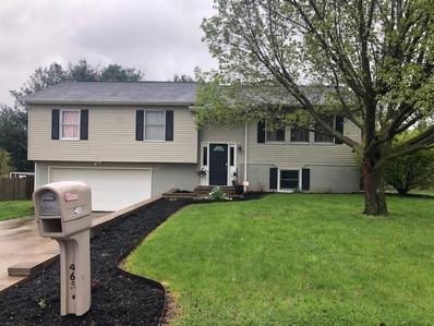 465 Violet Court, Ellettsville, IN 47429 - #: 201914743