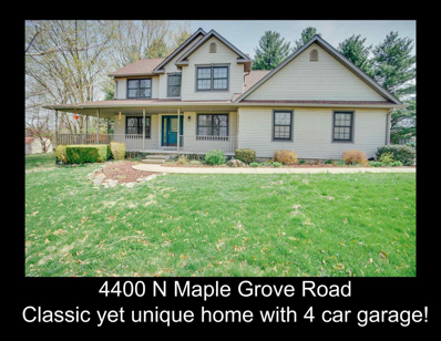 4400 Maple Grove Road, Bloomington, IN 47404 - #: 201914781
