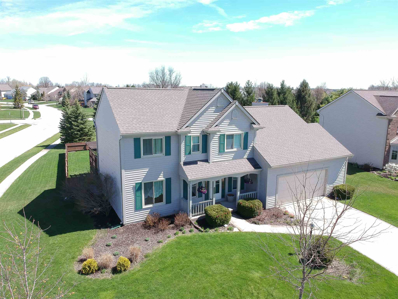 14834 Sea Holly Court, Fort Wayne, IN 46814 - #: 201914819