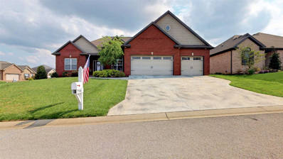 7748 Kaleigh Court, Evansville, IN 47715 - #: 201915391
