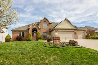 5109 Chablis Court, Fort Wayne, IN 46845 - #: 201915842