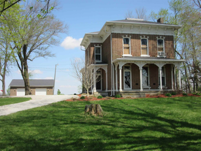 2292 W State Road 32 Road, Crawfordsville, IN 47933 - #: 201916063