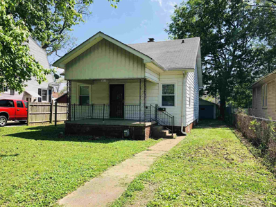 833 Taylor Avenue, Evansville, IN 47713 - #: 201916184