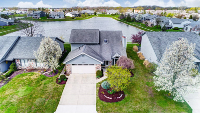 10717 Lake Pointe Drive, Fort Wayne, IN 46845 - #: 201916211