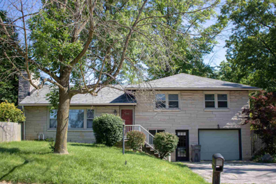 1801 E Hillside Drive, Bloomington, IN 47401 - #: 201916357