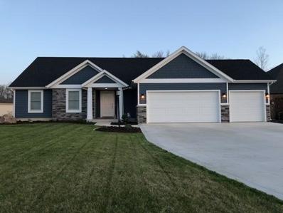 1310 N Dewey, Auburn, IN 46706 - #: 201916556
