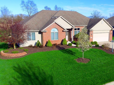 1165 Fawncrest Court, Bluffton, IN 46714 - #: 201916775