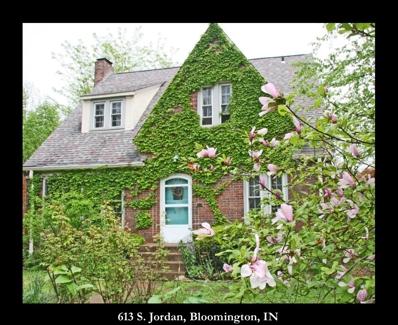 613 S Jordan Avenue, Bloomington, IN 47401 - #: 201917342