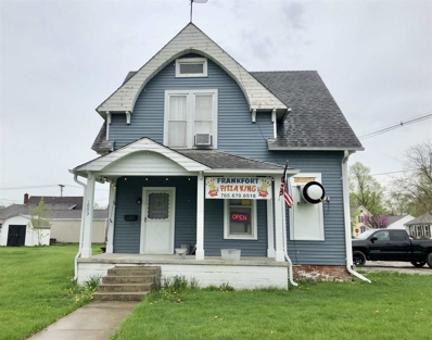 1003 E Walnut Street, Frankfort, IN 46041 - #: 201917671