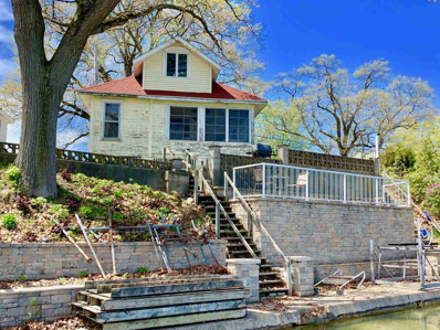 200 West Shore Drive, Culver, IN 46511 - #: 201918467