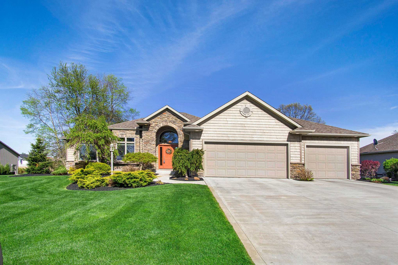 56208 Bridle Path Drive, Middlebury, IN 46540 - #: 201918640