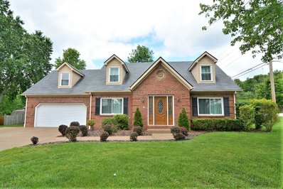 8636 Copperfield Drive, Evansville, IN 47711 - #: 201918823