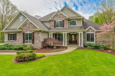 56452 Whispering Hill Drive, Bristol, IN 46507 - #: 201918875